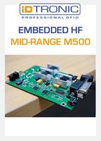 iDTRONICs HF Mid-Range Modul M500