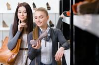 Damenschuhe Übergröße 43 - große Auswahl im Online Shop