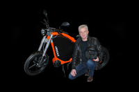 Elektromobilität: Land Brandenburg fördert E-Motorrad eROCKIT