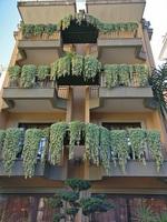 Vision Umweltarchitektur für saubere Luft in Städten