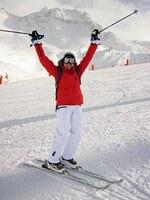 Ski alpin mit künstlichen Knie- und Hüftgelenken: alles ist möglich!