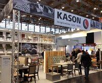 Objektmöbel-Experten von Kason ziehen positive Bilanz nach der Messe HOGA in Nürnberg