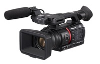Panasonic 4K Camcorder für qualitativ hochwertige Bilder und mit verbesserter Konnektivität