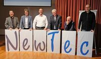 NewTec erweitert Geschäftsführung