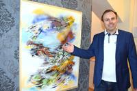 Kunstausstellung in der PAKS Gallery in Wien