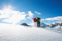 Schneeparadies Österreich