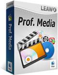 Leawo Prof. Media for Mac wurde auf V8.0.0 aktualisiert und veröffentlicht.