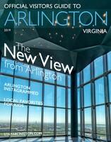 Der druckfrische Arlington Visitors Guide ist da
