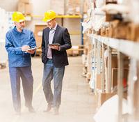 Energieeffiziente Produktion mit Data-Monitoring