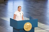 Mönchengladbach: Treffpunkt der Nobelpreisträger