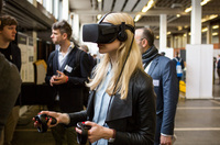 Mehr als 2.000 Besucher bei Startup-Messe und Digital-Konferenz in Düsseldorf