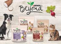 Getreidefreie Power: Das neue PURINA BEYOND Trockenfutter für Hunde und Katzen