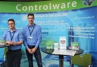 """Hochschul- und Berufsinformationstage Darmstadt """"hobit 2019"""": Controlware informierte über Duale Studiengänge, Ausbildungsberufe und Berufseinstieg"""