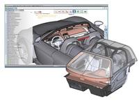 Neues Tool für optimiertes Handling großer CAD Modelle