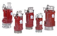 Söndgerath Pumpen mit den Baureihen SPT und SPT-R zur Bauma