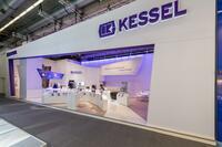 KESSEL AG erstmals mit zwei Ständen auf der ISH in Frankfurt
