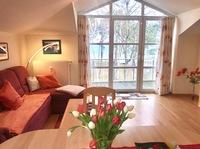 showimage Insel Rügen Deutschlands größte und schönste Insel hat unglaublich viel zu bieten zB Meeresblick Panorama Wohnung eigener Strandzugang Wlan Sauna