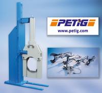 Hydraulische Kabelscheren von PETIG