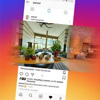 Weltneuheit: Panoramabilder jetzt auch auf Instagram zeigen
