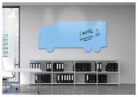 Design-Whiteboard für Speditionen, Truck-Lover & LKW-Fans