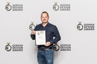 Grabsteinhersteller gewinnt German Design Award