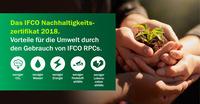 IFCO verleiht jährliches Nachhaltigkeitszertifikat an Einzelhändler und Erzeuger