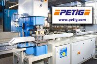 Lochen statt Bohren - Effiziente Metallbearbeitung mit Stanzanlagen von PETIG