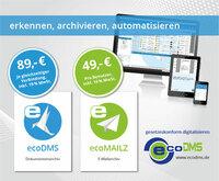 Digitalisierung und elektronische Archivierung schnell, einfach und günstig