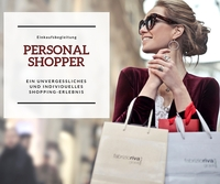 Personal Shopper, Privat Shopping mit dem Modeexperten