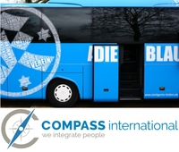 showimage compass international neuer Sponsor der Stuttgarter Kickers