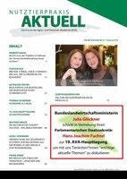 NUTZTIERPRAXIS AKTUELL (NPA) Nr. 61 im Downloadbereich der AVA-Homepage abrufbar