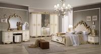 Königliche Nächte in exklusiven Schlafzimmern im italienischen Stil