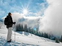 Gratis Schneeschuh-Wanderung - Best Western Angebot