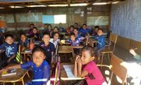 showimage Guatemala: In 25 Jahren fast 50 Schulen eröffnet - Georg Kraus Stiftung fördert seit 1994 Indianerkinder