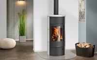 Heizkosten runter mit Brennholz: Warmes Wasser aus dem heimischen Kaminfeuer