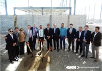 GKN Sinter Metals announces facility in Mexico with ground-breaking event