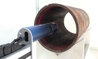 Präzise Messung der Innenkontur mit Laser