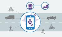Bosch ermöglicht Notruf außerhalb vom Auto: Neue Sfara-Lösung erweitert eCall-Service
