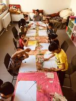 Individualpädagogisches Projekt für geflüchtete Kinder und Jugendliche.