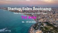 StartupSalesBootcamp: 4 Tages-Vertriebs-Workshop