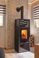 Niedrigenergiehaus: Effizienz steigern mit Wärme aus dem Kaminofen