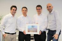 showimage abas Software AG verleiht ersten IoT-Preis