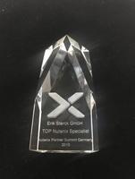 """Nutanix zeichnet die Erik Sterck GmbH als """"TOP Specialist"""" aus"""