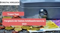 VERGLEICH DER BESTEN SCHLÜSSELTRESORE IN 2019