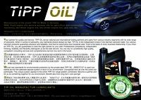 TIPP OIL Spitzenreiter auf der ENMORE in Shanghai