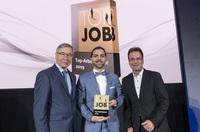 IBsolution erhält Arbeitgeberpreis