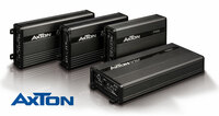 Kompakte Kraftpakete - AXTONs neue Verstärkerserie