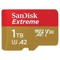Western Digital stellt die weltweit schnellste 1 TB UHS-I microSD™ Karte vor