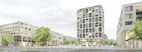 Sieger im Realisierungswettbewerb für neuen Quartiersplatz von Freiham Nord steht fest