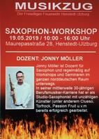 Saxophon-Workshop beim Orchester Henstedt-Ulzburg